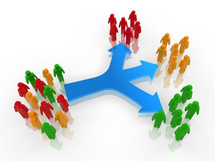 La segmentación, una pieza clave del marketing en Social Media